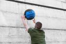 Wall Ball Antirimbalzo