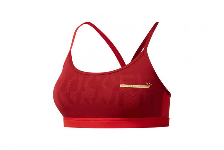 Reebok Strappy Bra red - Size XS