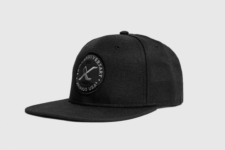 10th ANNIVERSARY - Rap Hat