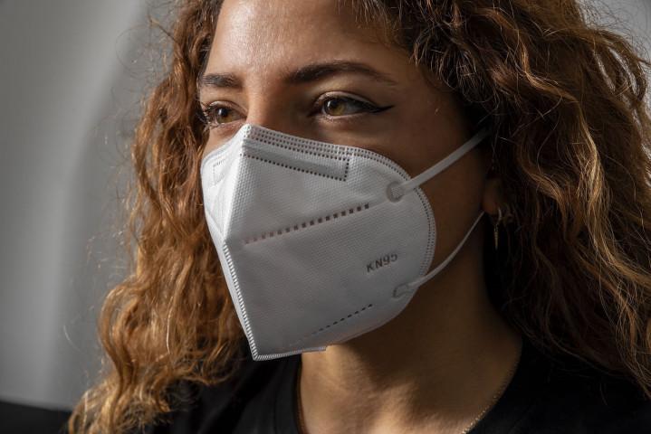 Face Mask - KN95 FFP2 CE