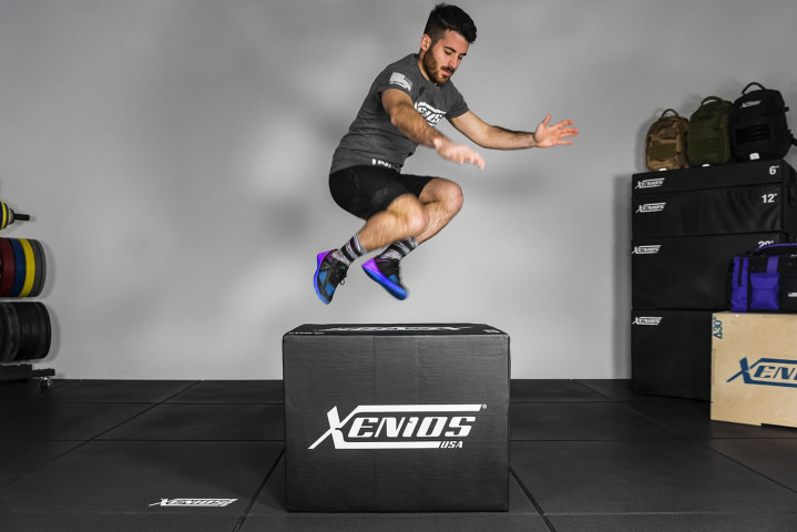 Soft Plyometric Box - 3x1 - 51x61x76 cm.