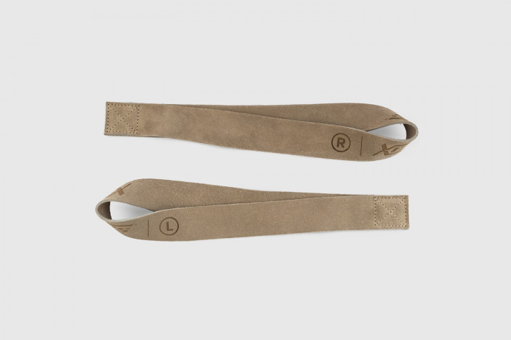 Olympic Lifting Strap - Genuine Leather