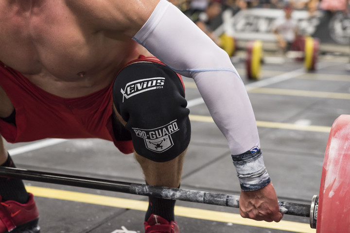 The PRO Knee Guard - 8 mm.