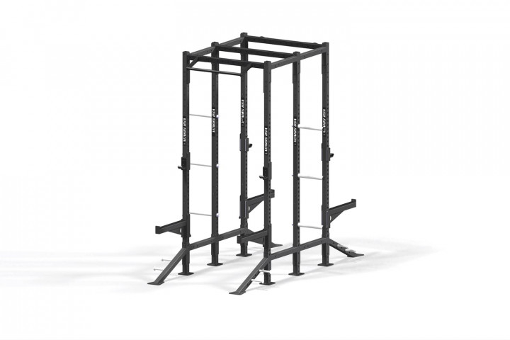 The Essentials Series: Double Half Rack