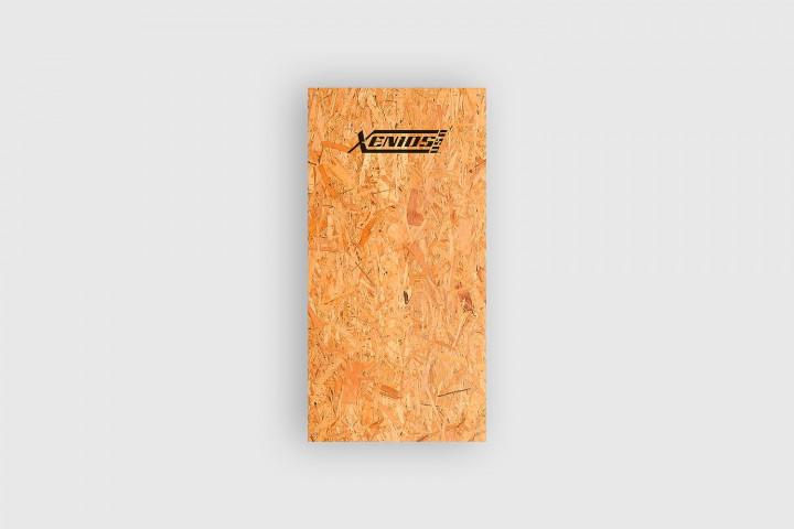 OSB Wood Wall Board