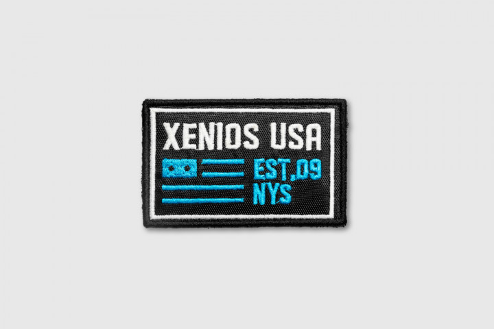 Patch - EST. 09 Embroidered