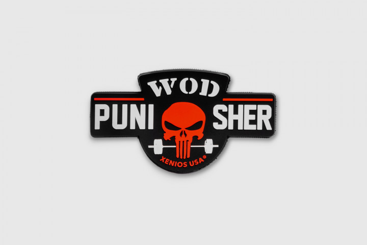 WOD Punisher PVC Patch