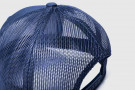 Trucker Hat - Xenios USA 3D - Navy Blue - One size