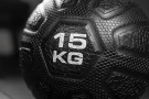 Heavy Duty Rubber Med Ball - 28 cm