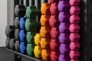 Fitness Dumbbells Rack - 10 slugs