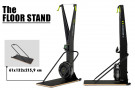 Floor Stand Option (for SkiErg Concept2)