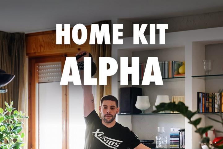 Kit Alpha - Kit d'entraînement à domicile