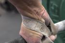 Sangle de Levage Olympique - Cuir authentique