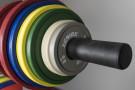 Rangement Vertical pour Disques sur Roulettes