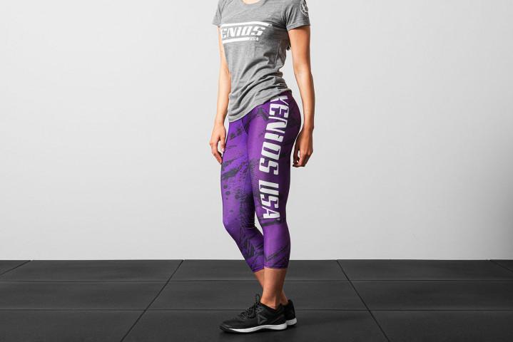 Frauen Amalfi Leggings - VERTICAL 2.0
