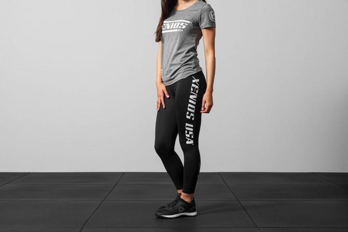 Frauen Leggings - VERTICAL 2.0