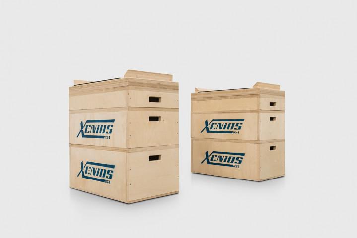 Jerk Blocks aus Holz