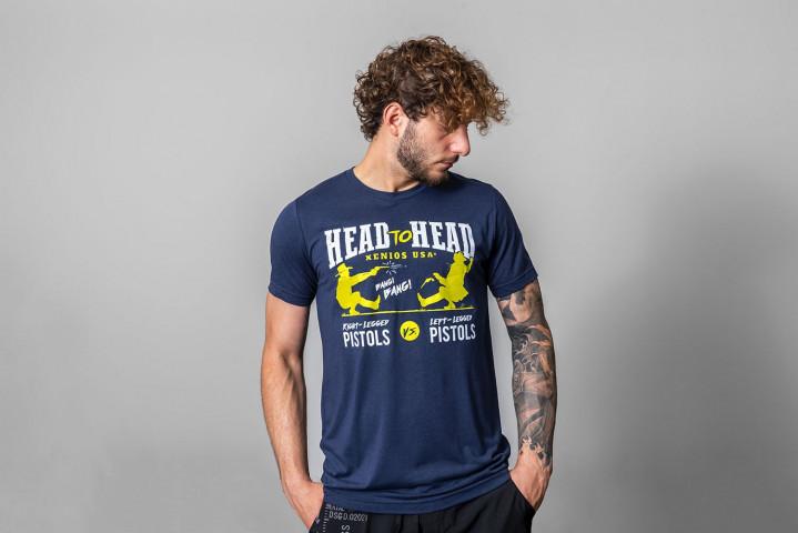 Männer T-Shirt - HEAD TO HEAD