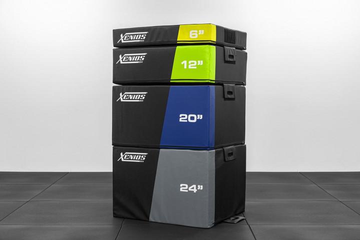 Soft Plyometric Box - Stapelbar
