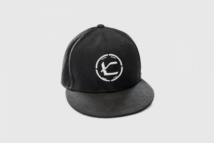 Baseball Kappe - Schwarz - Eine  Grösse