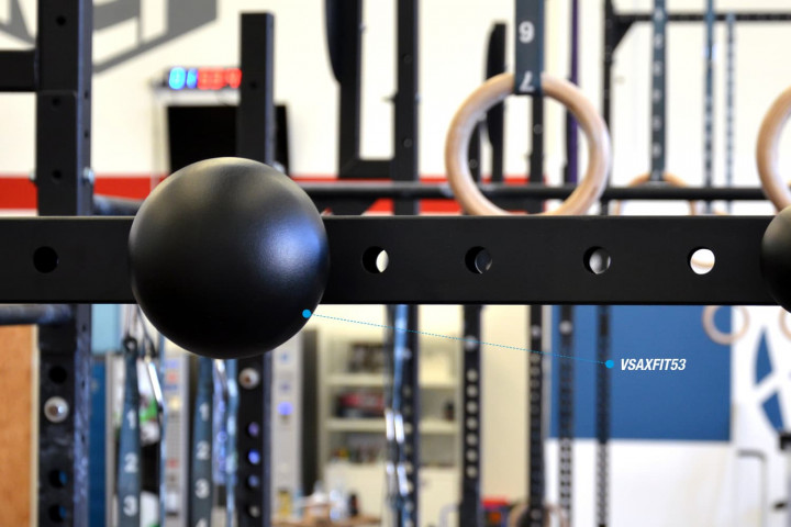 STRONGMAN Pull-Up Marble 13 cm