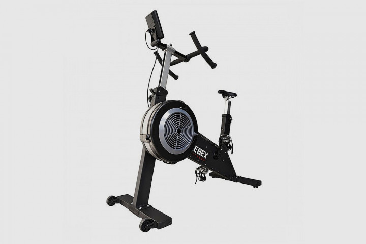 XEBEX - Airplus Cycle mit Monitor BT/ANT+