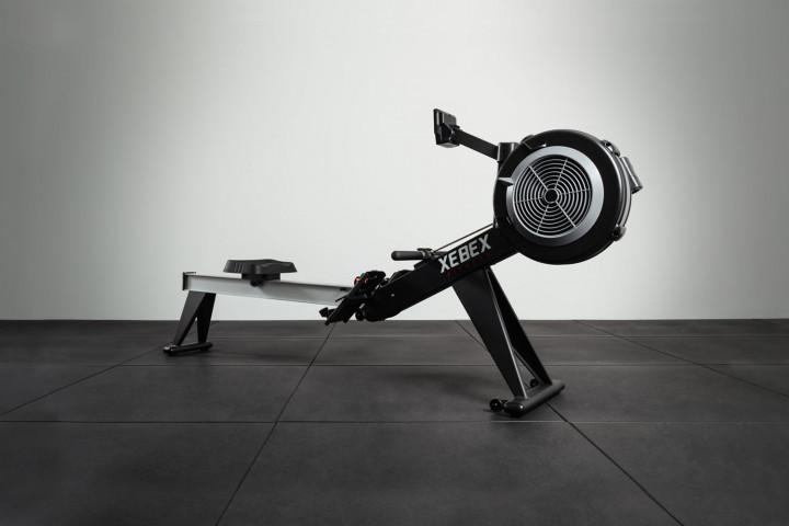 XEBEX - Air Rower 2.0 mit Monitor BT/ANT+