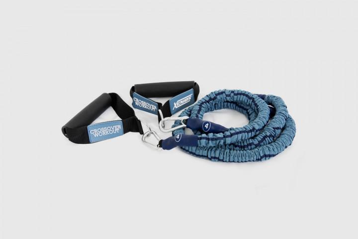 Schwerer elastischer Schlauch mit Griff 115 cm - 11,5 kg