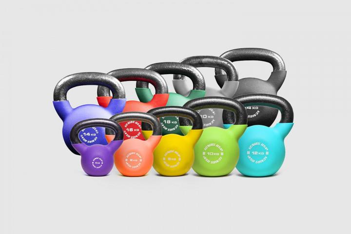 Fitness Kettlebell 2.0