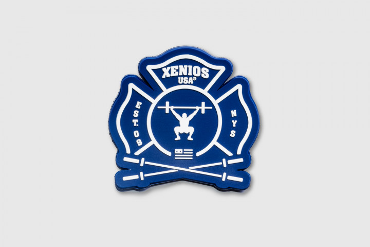 Patch - Fire Dept. PVC