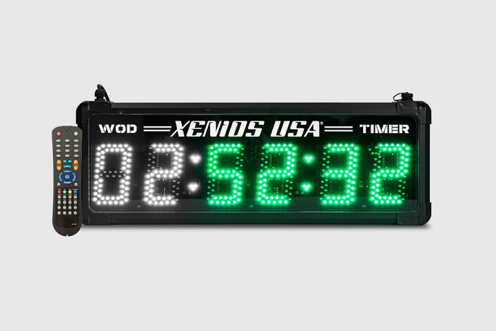 Outdoor WOD Timer