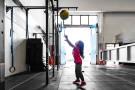 Kinder Wall Ball Target
