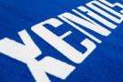 XFloor - Blaue RULER Kunstrasen Piste