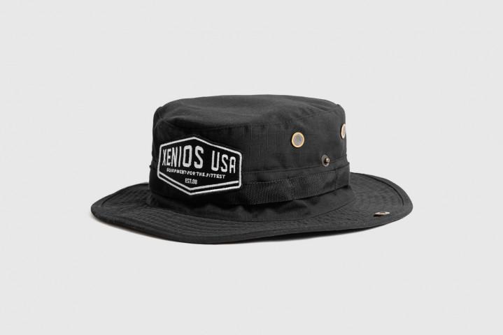 Sombrero - Parche Xenios - Negro