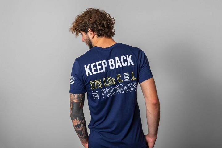 Camiseta Manga Corta Hombre - FIRE DEPARTMENT