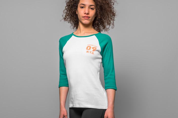 Camiseta Manga Larga Mujer - ZERONINE