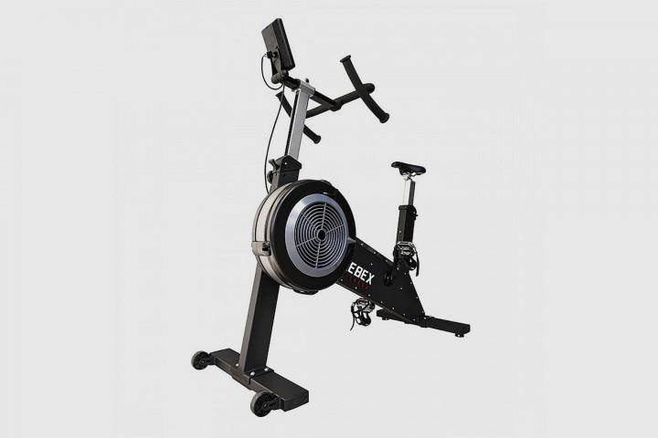 Bicicleta Xebex AirPlus con consola BT/ANT+