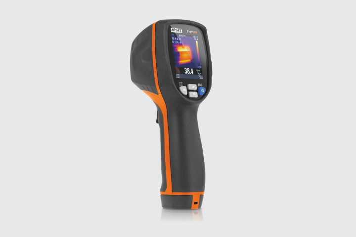 THT33 - Compact Infrared Camera