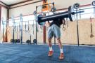 Barra Pro-Strongman Log