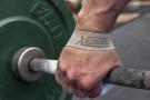 Straps para Levantamientos Olímpicos - Cuero Genuino