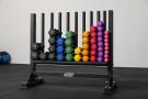 Rack para Mancuernas Fitness - 10 Filas