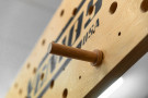 Wood Pin for Peg Board