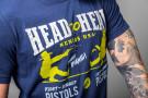 Camiseta Manga Corta Hombre - HEAD TO HEAD