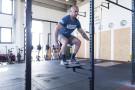 Plataforma Step-Up para Rack