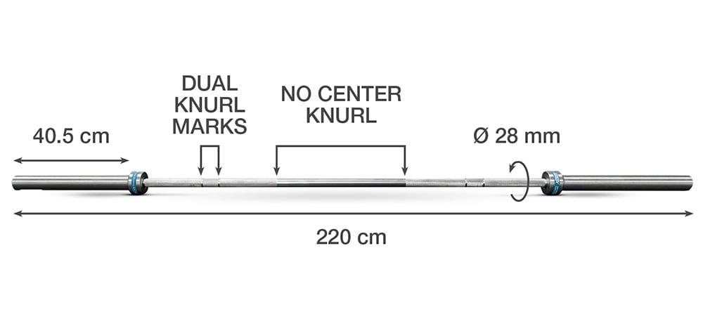 Alu Technique Bar