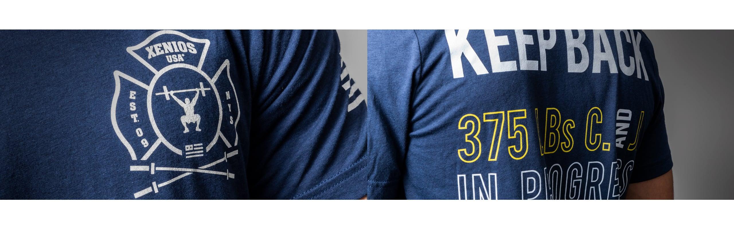 Männer T-Shirt - FIRE DEPARTMENT